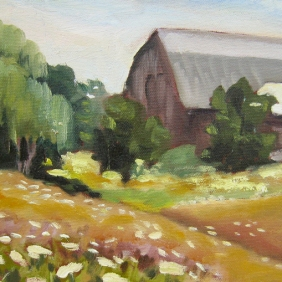 Barn on the 8th (sold)