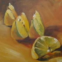 Lemon Down 6x6