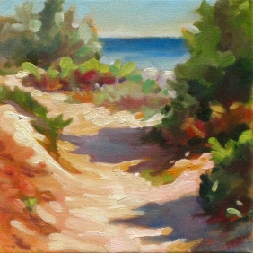 To the Beach #2 (sold)