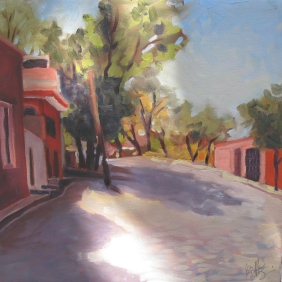 Aldama Morning 12x12