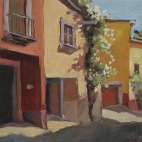 Calle de la Garza #1 12x12