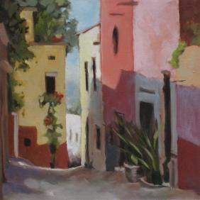 Calle de la Garza #2 12x12