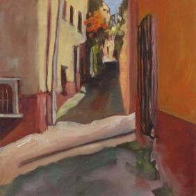 Calle de la Garza #3 12x12